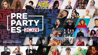 PrePartyES 2021 · Eurovision Concert from Madrid #PrePartyES21