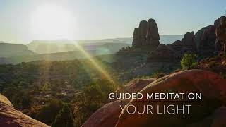 YOUR LIGHT: 10 Minute Guided Meditation | A.G.A.P.E. Wellness