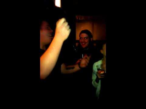Karaoke at the Blue Eyed Maid