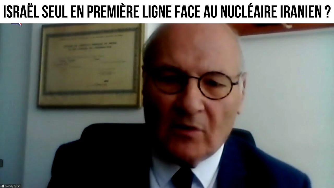 Israël seul en première ligne face au nucléaire iranien ? - IMO#131