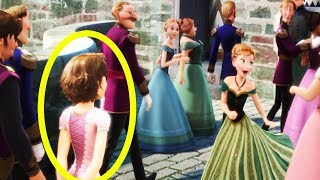 15 Incredible fan THEORIES About FROZEN