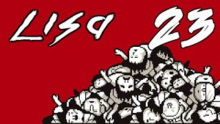 Episode 23 - Bloody Log amp Mint Cloth - Let#39s Play LISA THE PAINFUL Blind
