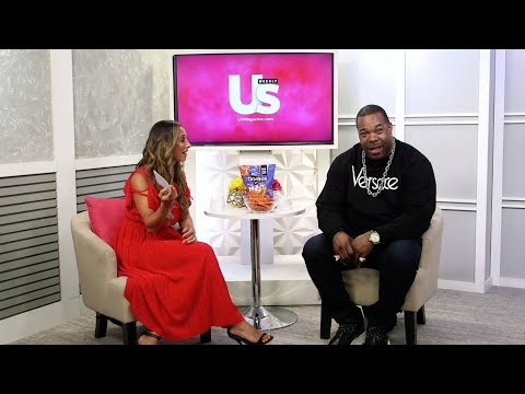 Busta Rhymes sits down with Us Weekly Live!