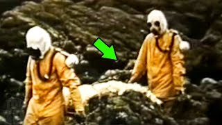 10 Most Secret Military Experiments Caught on Tape
