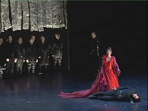 LUCREZIA BORGIA, Donizetti  - Devia, Surjan, Bros - Oviedo, 2004