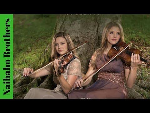 Collingsworth Family ~ Violin Duet  Brooklyn & Courtney