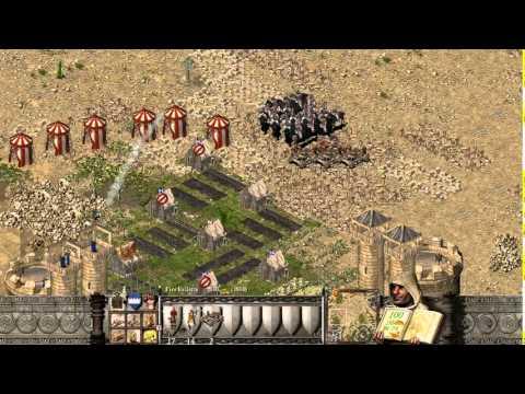 Stronghold Crusader 8 Kings krete Peninsula