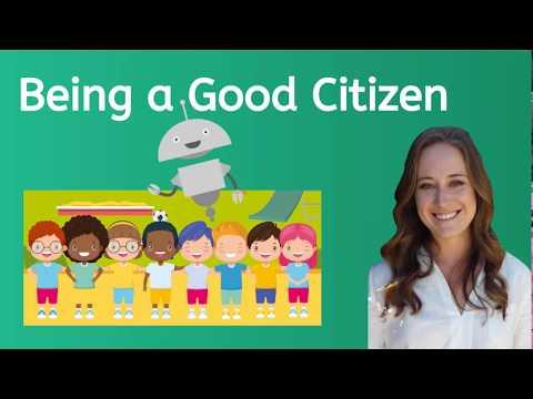 Good Citizenship for Kids