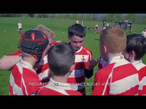 Crowborough Rugby Club - Mini Rugby