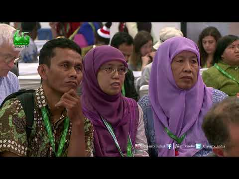 Highlight of Organic World Congress 2017 On Green TV
