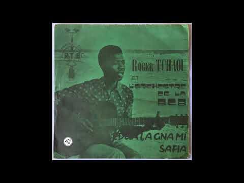 Roger Tchaou et l'Orchestre de La B.C.B - Safia (Benin, 1970's, ORTB)