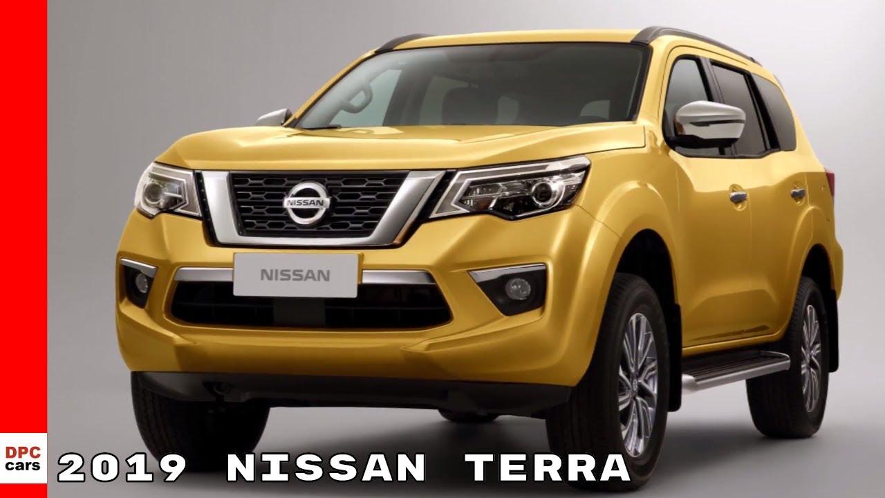 2019 Nissan Terra SUV - YouTube