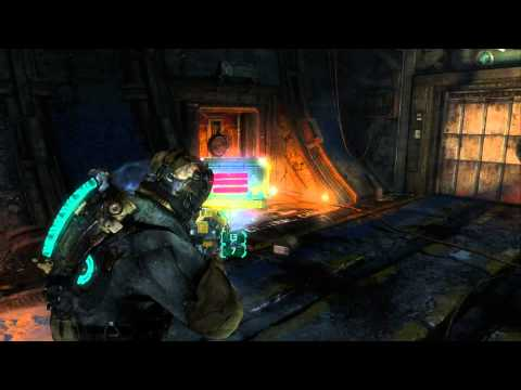 Dead Space 3 - Investigate the Supply Depot Optional Mission Walkthrough