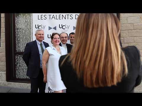 Les Talents de l'UCLy – Dîner de gala, 2ème édition – Parlons innovation(s) !