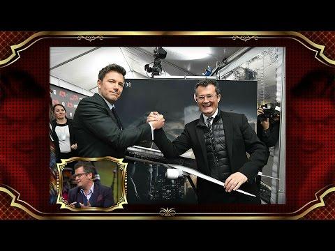 Beyaz Show - Ben Affleck Benimle Kankaydı!