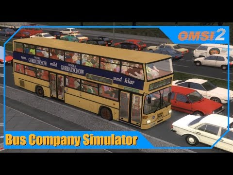 Drawyah plays OMSI 2 - Bus Company/Busbetrieb Simulator|Episode 55