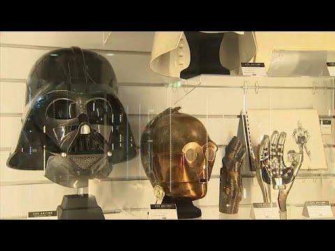 London cinema prop auction