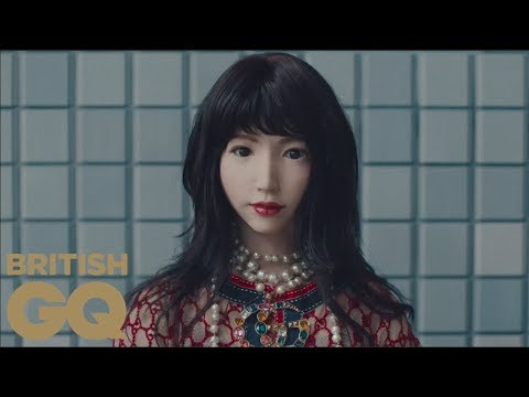 The Most Humanlike Robot & Her Creator Hiroshi Ishiguro (Ep 7) | The Performers | British GQ & Gucci