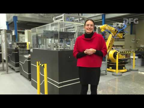 40 Jahre Heinz Maier-Leibnitz-Preis - Interview mit Gisela Lanza