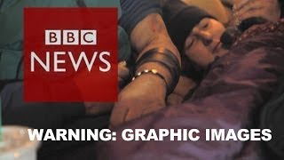 BBC goes undercover inside America