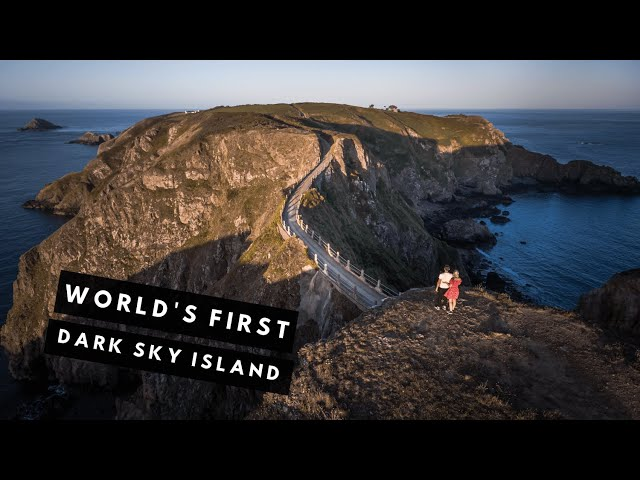 48 HOURS IN SARK | Camping on the World's First DARK SKY ISLAND