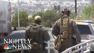What We Know About The El Paso Shooting Suspect | NBC Nightly News