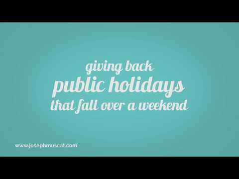 Giving you back your Public Holidays