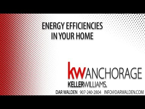 Anchorage, AK Real Estate: Energy efficiencies in your home