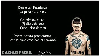 LITTLE BIG - FARADENZA (Lyrics/Текст)