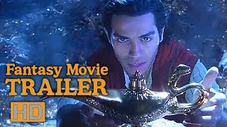 Disney's Aladdin (알라딘) - Teaser Trailer (2019) Movie  판타지,뮤지컬 영화예고편