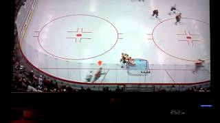 NHL 12 Glitch: Two Goalies in Net (Xbox 360)