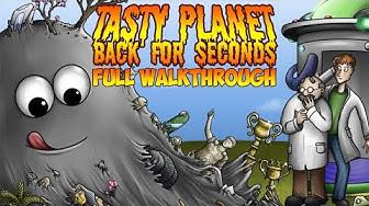 Tasty Planet: Back for Seconds - FULL WALKTHROUGH