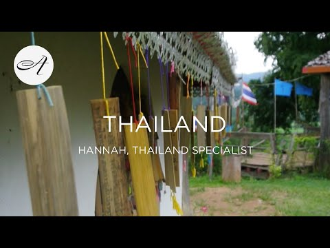 My travels in Thailand with Audley Travel