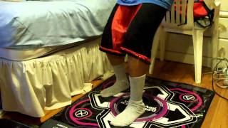 Dance Dance Revolution PS3 -Win the Game- A on Expert