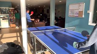 Insane Reactions from Best ever Table Tennis PLayer