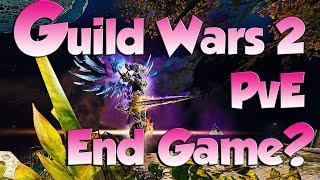 What is the Guild Wars 2 PvE Endgame?