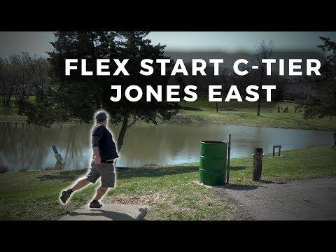 Flex start C-tier at Jones East!