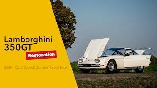 Lamborghini 350GT (1964) - Restoration