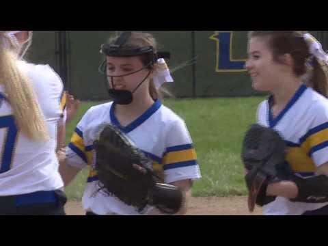 Deer Park Vs. Northwest High School Softball Game Of April 4, 2019