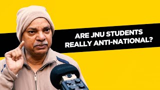 Are JNU Students Really Anti-National? | Street View