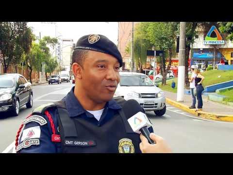 (JC 30/08/16) Guarda Civil volta a atuar no trânsito de Varginha