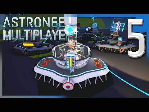 ASTRONEER: MINERAL EXTRACTOR!   Astroneer Multiplayer Gameplay E5