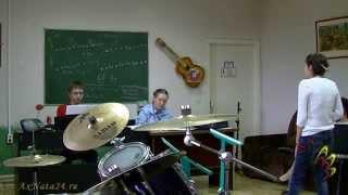 """Урок вокала.Поём русский джаз Ю.Саульский """"Зеркало"""" ч.9-я"""