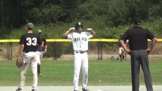 Chris Niketas - Baseball Highlights 2018 - IF/0F