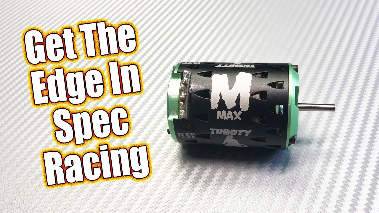 High Performance Spec Motor - Trinity Monster MAX 13 5T Brushless Motor  Overview | RC Driver