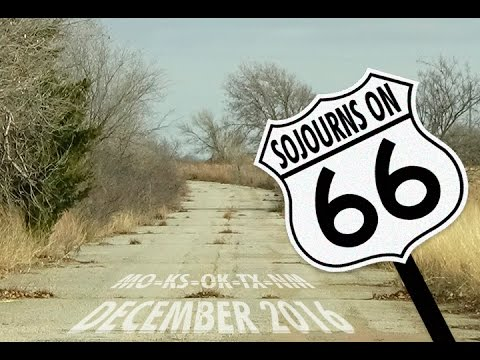 Sojourns on 66-December 2016 Video Tour