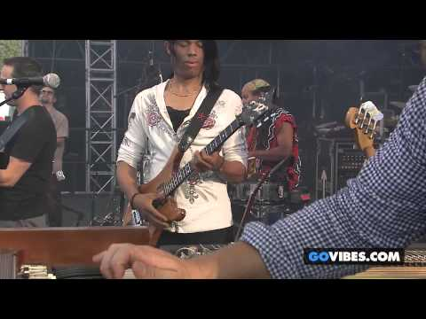 """Ryan Montbleau and Friends perform """"Summertime"""" at Gathering of the Vibes Music Festival 2014"""