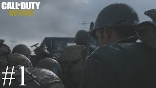 D-DAY MARTELING! - COD: World War 2 Campaign #1