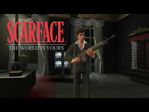 Nostalgia Trip: Scarface: The World Is Yours Gameplay