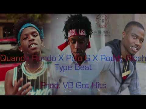 "[FREE] Quando Rondo X Polo G X Roddy Ricch Type Beat ""I Ain't Scared"" 2018   Prod.VB Got Hits"